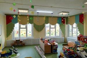 Жалюзи вертикальные в детский сад