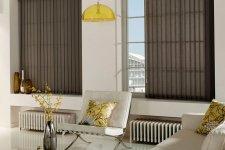 Вертикальные жалюзи - украшение интерьера